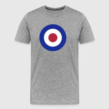 Great Britain Badge Air Force Style - Männer Premium T-Shirt