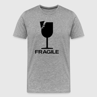 Fragile Fragile  - Men's Premium T-Shirt