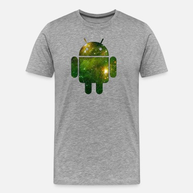 Android Android - Men's Premium T-Shirt
