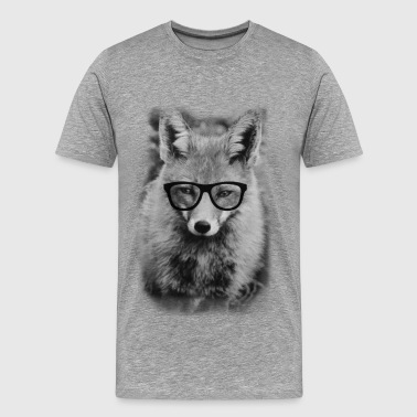 Nerd Fox - Men's Premium T-Shirt