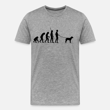 Evolution Dog Evolution Dog - Men's Premium T-Shirt
