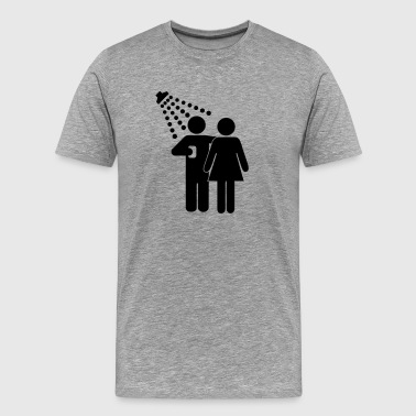 Shower together - Men's Premium T-Shirt