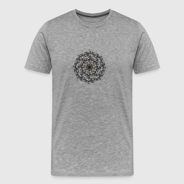 Pattern - Men's Premium T-Shirt