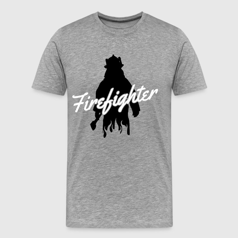 Firefighter - T-shirt Premium Homme