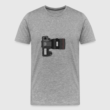 camera - Mannen Premium T-shirt