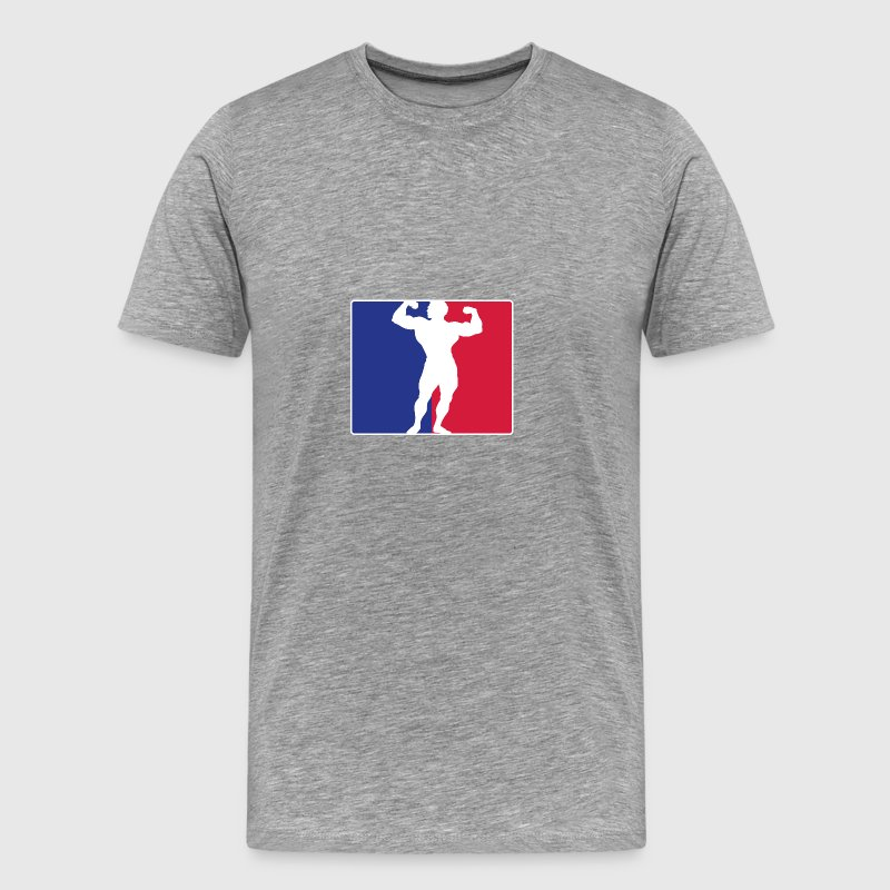 Fitness League - Men's Premium T-Shirt