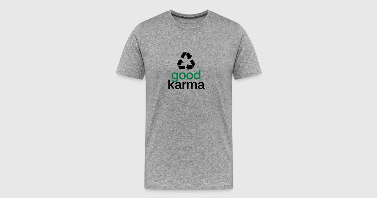 Good Karma By Yakoazon Spreadshirt
