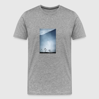 snow-view - Männer Premium T-Shirt