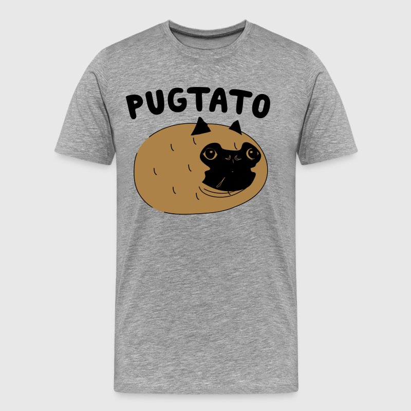 Pugtato - Men's Premium T-Shirt