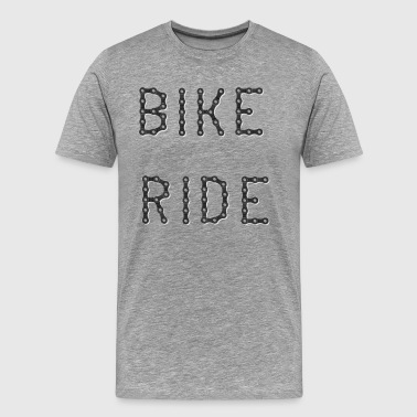 Bike ride - Men's Premium T-Shirt