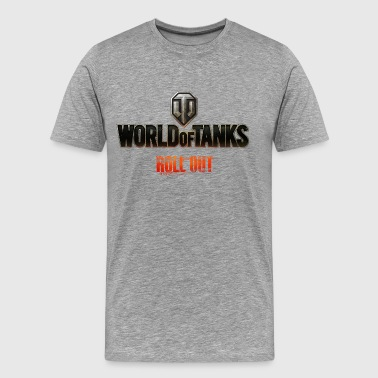 World of Tanks Homme sweat-shirt á capuche - Camiseta premium hombre