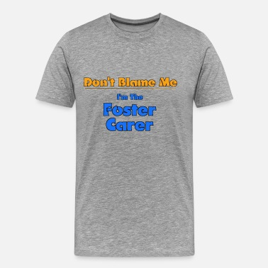 Carer Foster Carer - Men's Premium T-Shirt