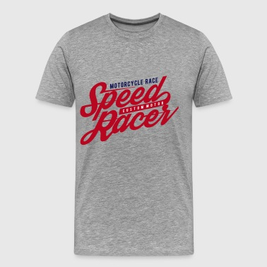 Speed Racer - Männer Premium T-Shirt