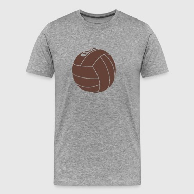 old football - Männer Premium T-Shirt