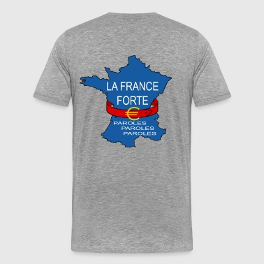 carte de france - T-shirt Premium Homme