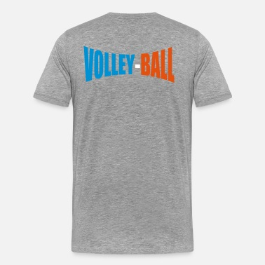 Volleyball - T-shirt Premium Homme