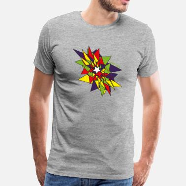 Star Collection S33 Star 2 - Männer Premium T-Shirt