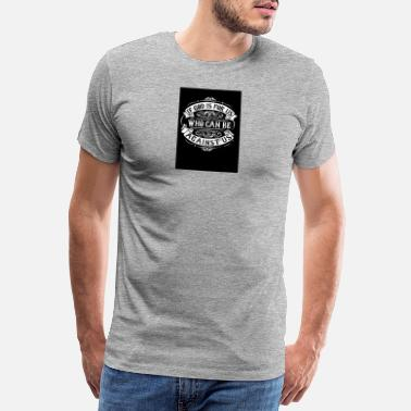 Charity If God Is For Us Who Can Be Against Us - Men's Premium T-Shirt