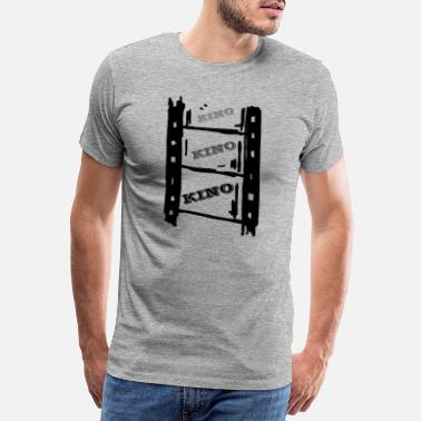 Cinema cinema cinema cinema black - Men's Premium T-Shirt