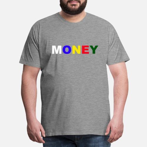 aabbdffb3486 Gay Pride T-Shirts - MONEY dinero glo up boy girl junge swag gang -. Willst  Du das Design anpassen