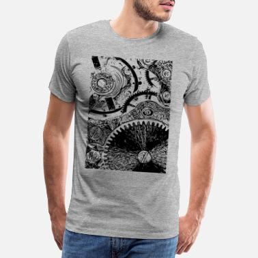 Clockwork clockwork - Men's Premium T-Shirt