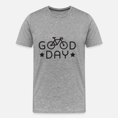 Bicycle Day Bicycle Shirt Funny Good Day - Men's Premium T-Shirt