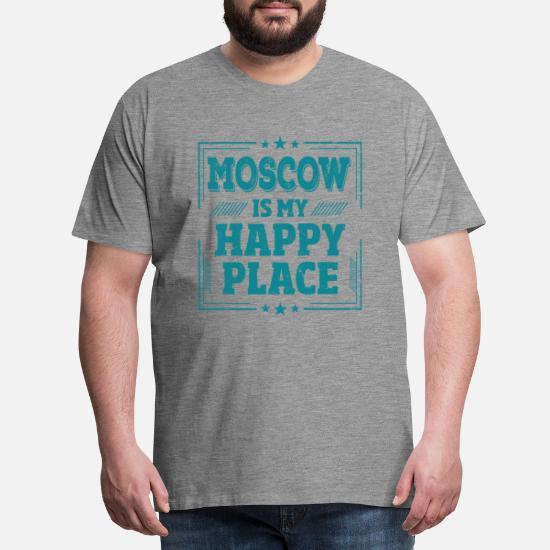 Witzige Süße Moskau Sprüche Zitat Souvenirgeschenk Männer