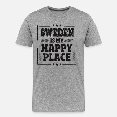 Meme Sweden Sayings Sayings Cup Travel Shirt Gift - Men's Premium T-Shirt