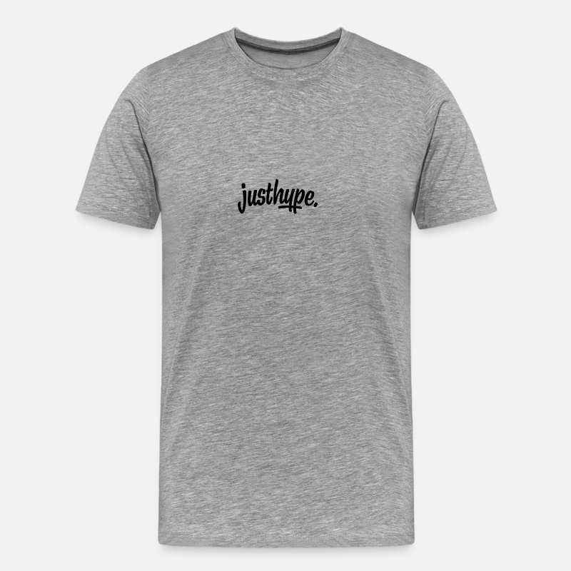 Paul Maverick Youtube T-Shirts - Just hype merch - Men's Premium T-Shirt heather grey