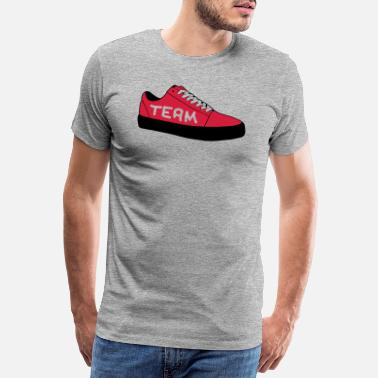 Sneaker sneaker__team - Men's Premium T-Shirt