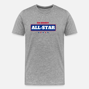 All Star ALL STAR - T-shirt Premium Homme