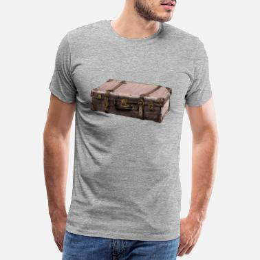 Suitcase suitcase - Men's Premium T-Shirt