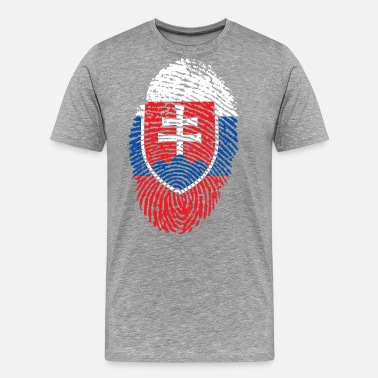 Slovakia SLOVAKIA 4 EVER COLLECTION - Men's Premium T-Shirt