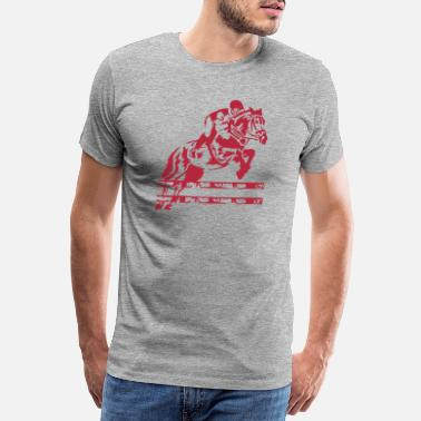 Mane ride - Men's Premium T-Shirt