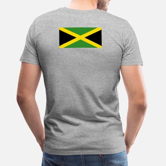 Armoiries nationales d Haïti T shirt premium Homme | Spreadshirt
