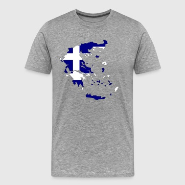 GREECE / GREECEh - Men's Premium T-Shirt