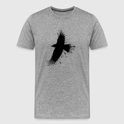 Ink Raven - Men's Premium T-Shirt