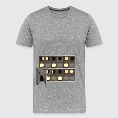 Carlsberg Architectural Collage 3 - Men's Premium T-Shirt