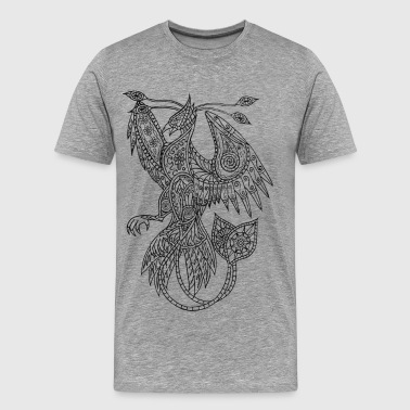 Rise of the Phoenix - Camiseta premium hombre