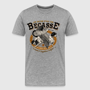 fou_becasse - T-shirt Premium Homme