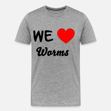 We Love We Love - Männer Premium T-Shirt
