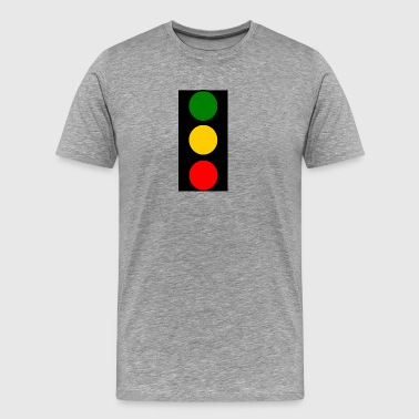 traffic lights - Men's Premium T-Shirt
