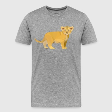 Baby Lion - Men's Premium T-Shirt