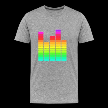 Electronic Music - Men's Premium T-Shirt