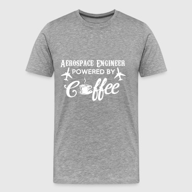 Aviation Space Engineer T-Shirt English - Men's Premium T-Shirt