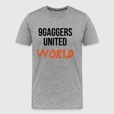 9gagger World - Men's Premium T-Shirt