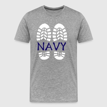 Navy *BEST SELLER* - Men's Premium T-Shirt
