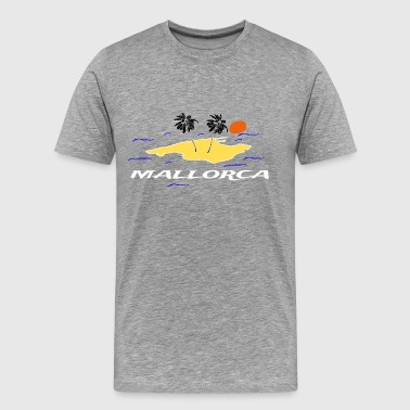 Mallorca - Men's Premium T-Shirt