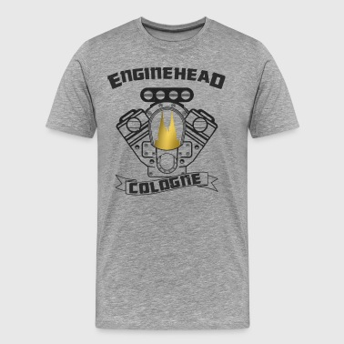Enginehead Cologne - Men's Premium T-Shirt