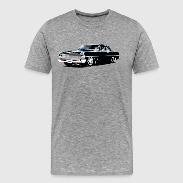 Chevy II Nova Super Sport - Men's Premium T-Shirt